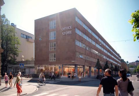 kv Hästen, Uppsala