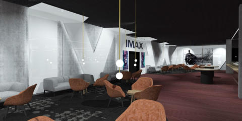 Itis saa Suomen ensimmäisen uuden sukupolven IMAX®-elokuvateatterin