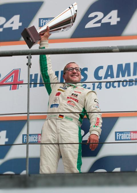 Castrol Team Hahn vinner 2012 European Trucking Racing Championships in Le Mans