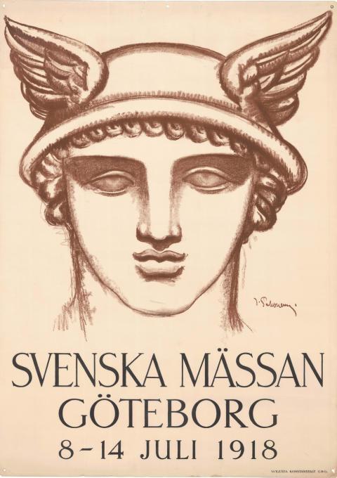 Svenska Mässan 1918