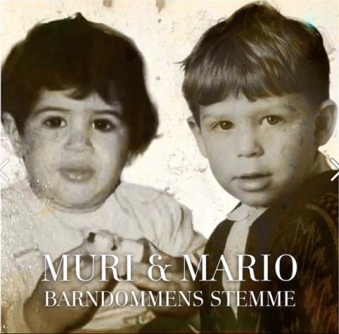 Muri & Mario dykker ned i Bamses Billedbog !
