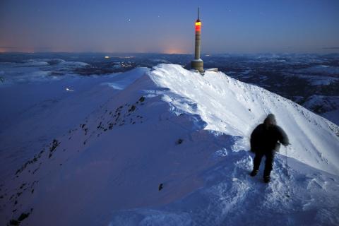 Moderne Askeladden skal skape engasjement i vinter-Telemark
