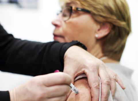 Apoteket utökar satsningen på vaccinationer inför influensasäsongen