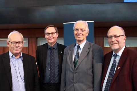 Kraftfull forskarsatsning vid Luleå tekniska universitet