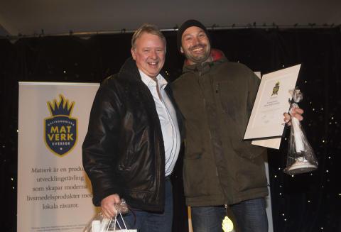 Gotländsk ramslöksgremolata vann Matverk 2016