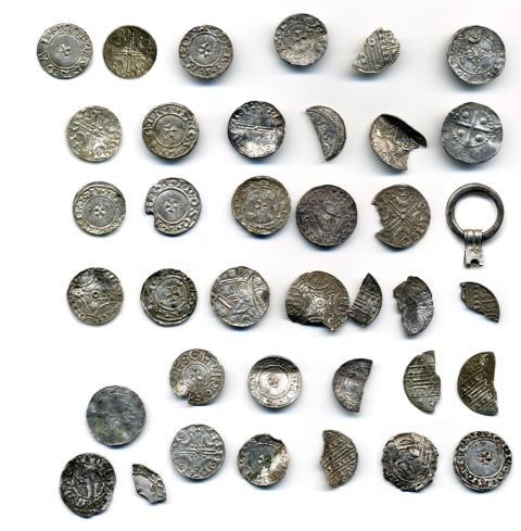 Møntskat fra Egelev