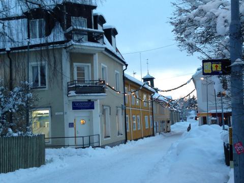 Nytt samarbete gav nytt paket: Tjejhelg med färg, form och shopping i Östhammar, Norra Roslagen