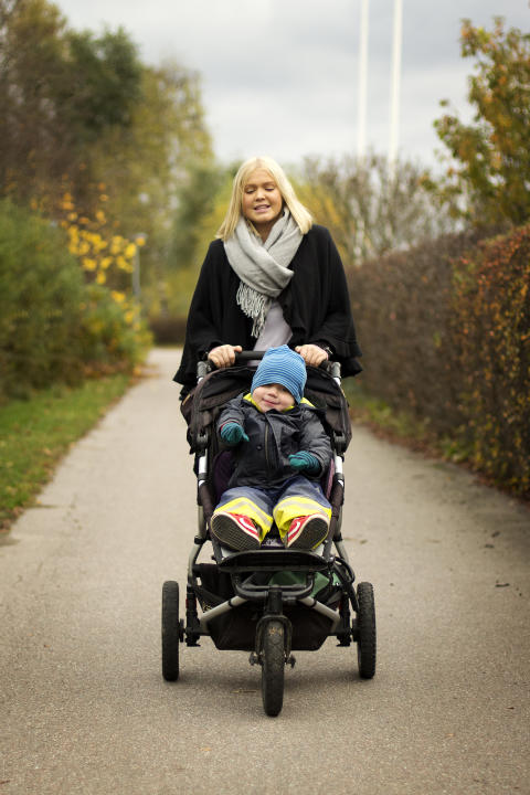 Barnpassning - Stockholms miljövänligaste jobb?