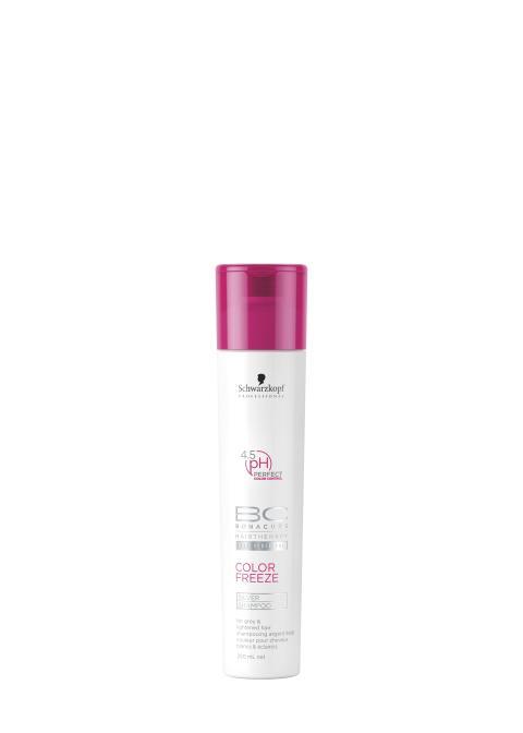 Schwarzkopf BC Color Freeze -  Silver Shampoo