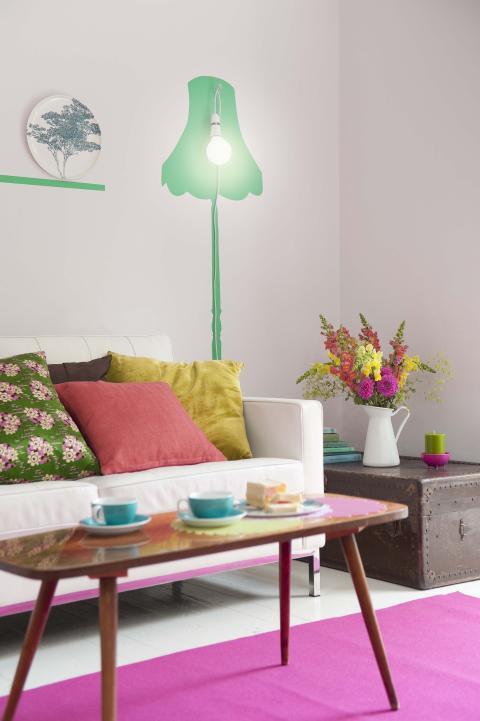 Tidsløs farveinspiration til dine vægge!