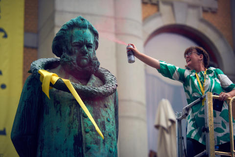 Nationaltheatret satte rekorder og skapte debatt under Ibsenfestivalen