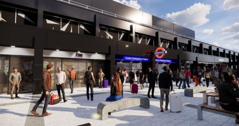 What's changing when Euston station is closed over the Easter and early May bank holidays?