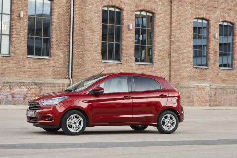 Nový Ford KA+ (2)