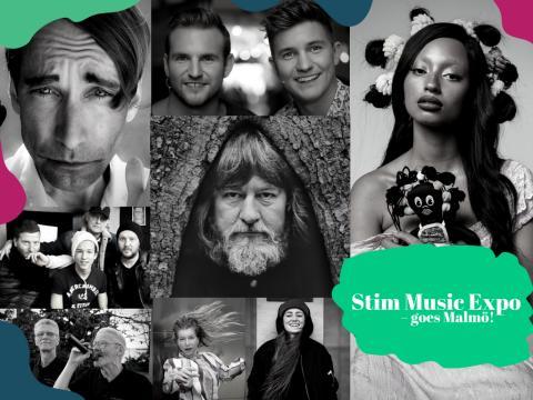 Hitmakare, branschprofiler och musikkreatörer samlas i Malmö på årets Stim Music Expo