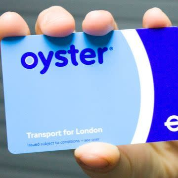 72% more journeys made since Oyster and contactless launch