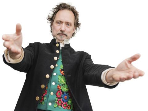 Shakespeare-jubileum på Dramaten med Romeo & Julia Kören