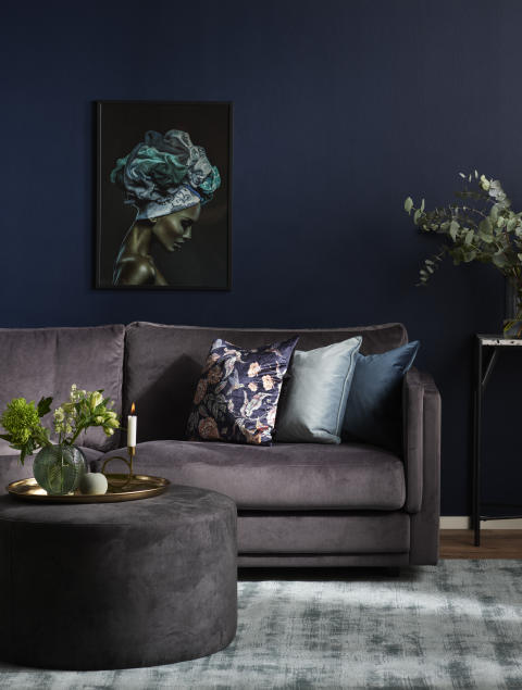 TREND Pleasure 3-sits soffa miljöbild