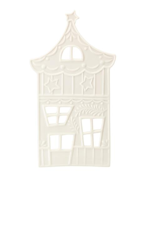 HR_Little_Christmastown_Front 5 white_Tea light house