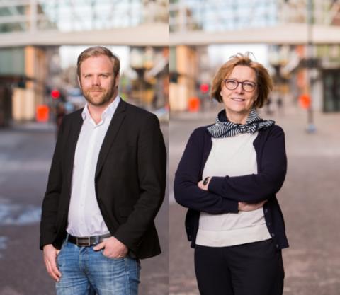 Erik Nyström tar steget till företagsanalytiker