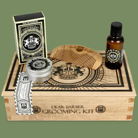 Skäggvård - Dear Barber Grooming Kit