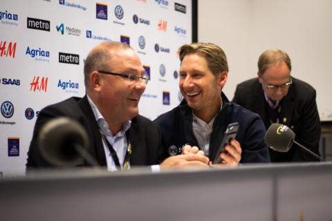 Saab fördjupar samarbete med Patrik Kittel