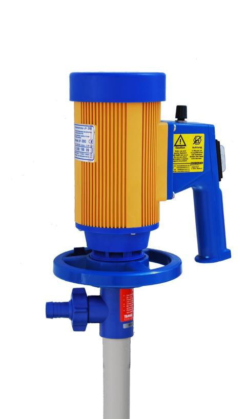 Tapflo South Africa introduces drum pumps
