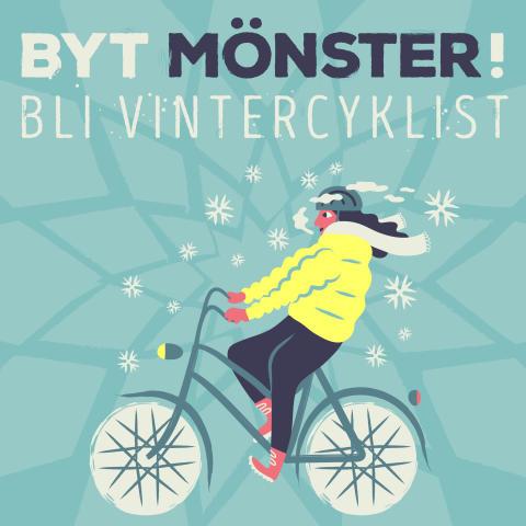 Vi söker vintercyklister igen!