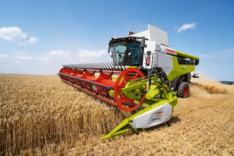 383890 Three silver medals for CLAAS innovations