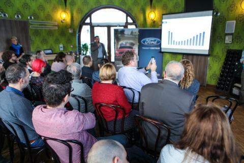 Nyolcadik éve piacvezető a Ford Magyarországon
