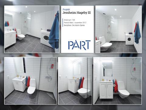 Referensrum Jesshem Hageby III - 120 rum