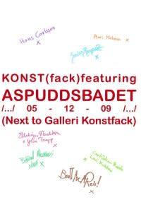 Konstfack featuring Aspuddsbadet