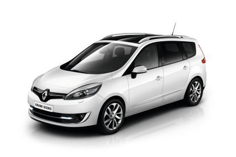 Facelift til Renault Scenic