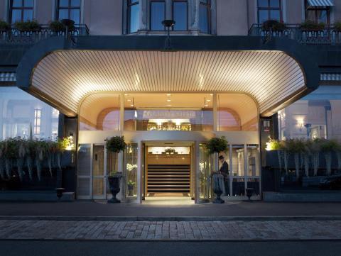 Entré Grand Hôtel