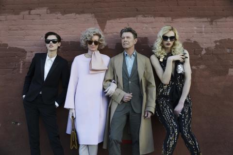 """David Bowie - videopremiär för """"The Stars (Are Out Tonight)"""""""
