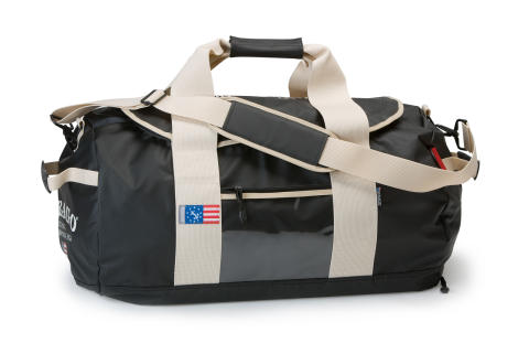 Sebago Roll bag Black