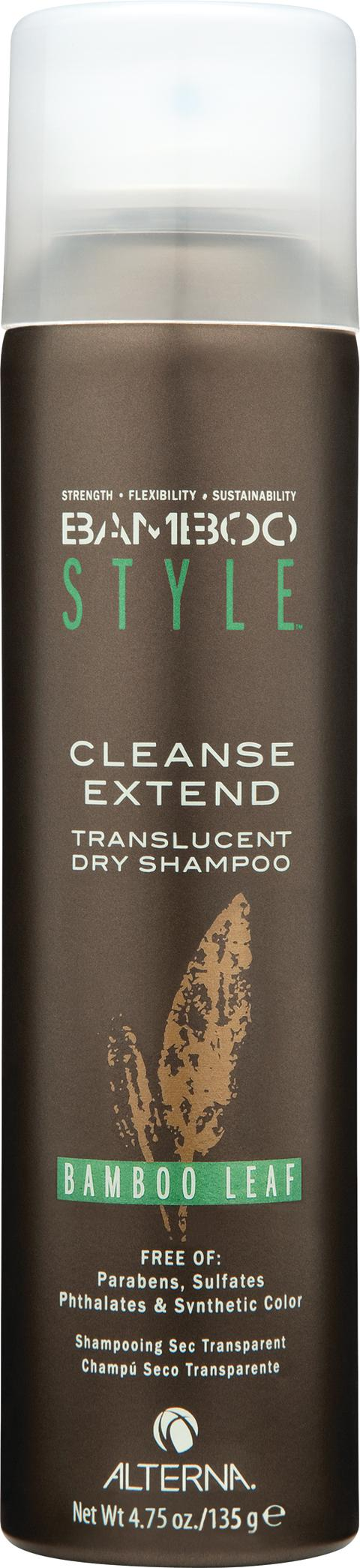 Alterna Bamboo Style Cleanse extens dry shampoo