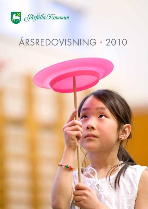 Järfälla kommun Årsredovisning 2010
