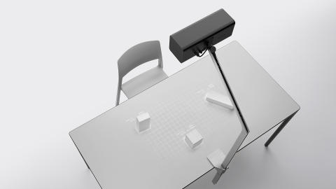 Lab Programm T Interactive Projector von Sony