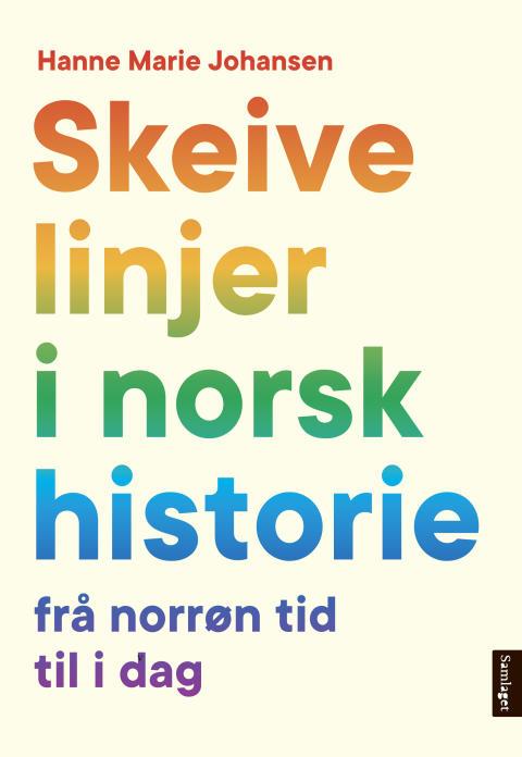 Ny bok om skeiv historie frå norrøn tid til i dag