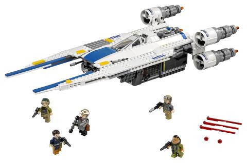 Star Wars Rebel U-Wing Fighter - LEGO