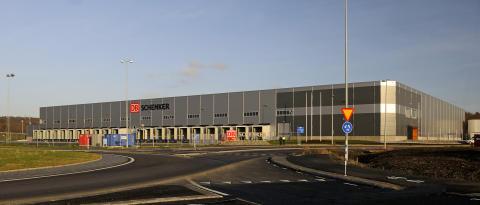 Chilli new DB Schenker Logistics customer at the Port of Gothenburg