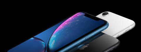 iPhone XR kommer till Tre den 26 oktober – förbeställ den redan idag