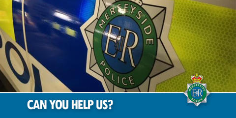Help us locate the driver of a car following a road traffic collision on Warbreck Moor, Liverpool