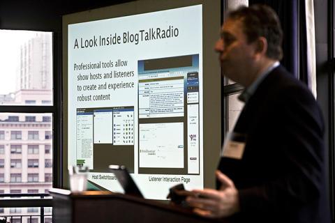 Internet Marketing Conference (IMC) New York 2008 | Alan Levy, BlogTalkRadio.com