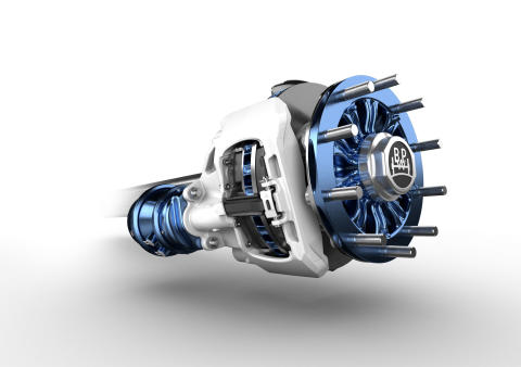 Even lighter, more robust and more economical: BPW will be presenting the new disc brake ECO Disc TS2 at IAA 2018