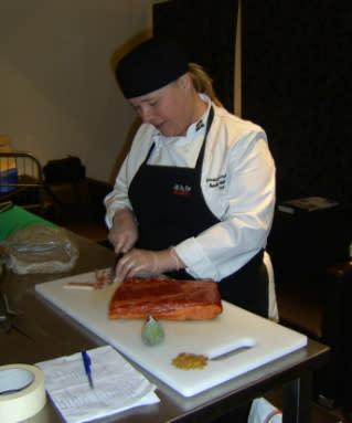 Sodexokock världsmästare i matlagning
