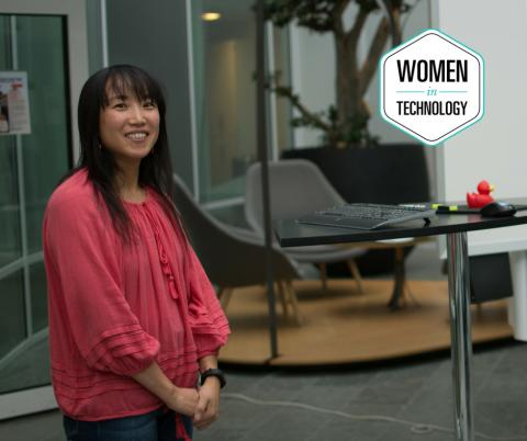 Women in Technology: interview with Linlin Zhang