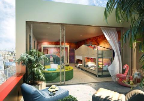 JO&JOE: nytt hotellkoncept för millennials av AccorHotels
