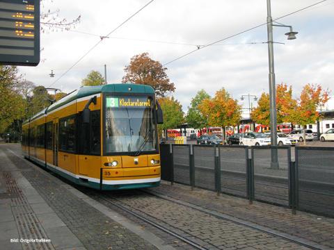 Ny standard för krav på tålighet mot miljöpåverkan på utrustning för tåg och spårvagnar