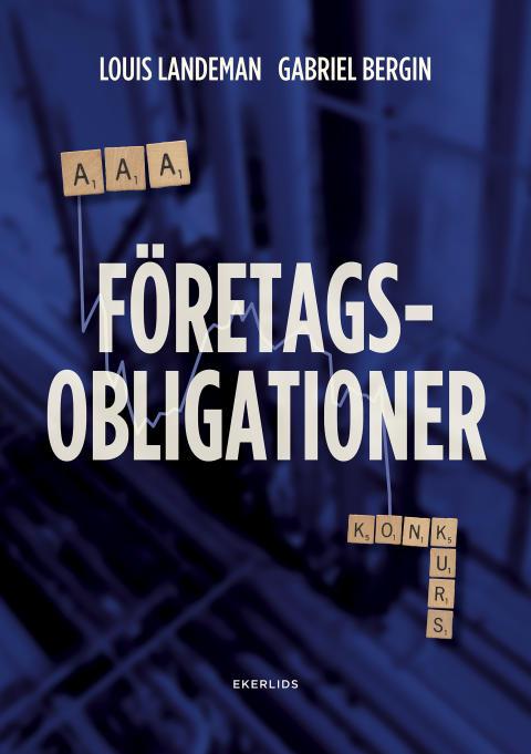 Omslag till boken Företagsobligationer - från AAA till konkurs